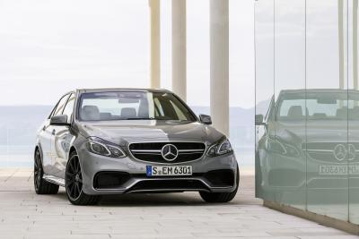 latest version of the Mercedes-Benz E 63 AMG is the most powerful yet!