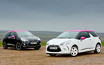 Citroën Launches new DS3 DStyle Pink & DSport Pink special editions